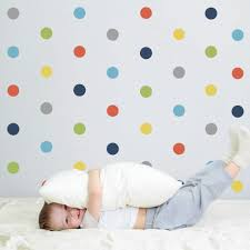 36 polka dot wall decals navy orange gray yellow green eco 36 polka dot wall decals navy orange gray yellow green blue reusable eco friendly