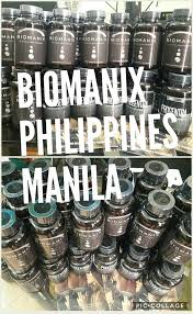 biomanix philippines manila home facebook