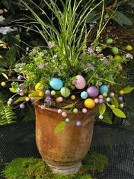 Outside Easter Decor Pastel Meets Bright In 2 Spring Bunny Lanterns Easy Details On