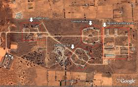 Likely Syrian Missile Targets In Google by Soviet Russian Sam Site Configuration Part 1 S 25 Sa 1 S 75 Sa 2