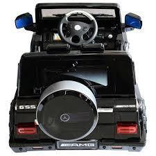 mercedes g55 ride on aosom rakuten mercedes g55 12v electric ride on
