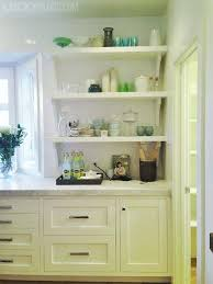 kitchen shelves decorating ideas emejing open shelves kitchen design ideas ideas liltigertoo