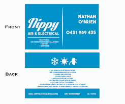 Appliance Business Cards Serious Modern Business Card Design For Nathan O U0027 U0027brien By