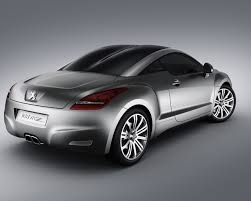 peugeot car 2015 peugeot 308 rcz rear and side wallpaper peugeot cars wallpapers in