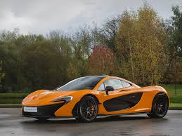 mclaren supercar p1 stock tom hartley jnr