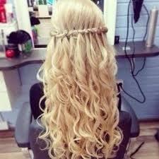 Hochsteckfrisurenen Lange Haare Konfirmation brautfrisuren für lange haare halboffen mit wellen und
