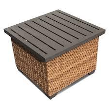 patio furniture 7 piece set wicker outdoor patio furniture