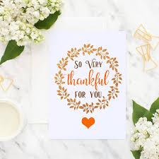 printable thanksgiving card thankful autumn so