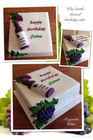 wine birthday the 25 best wine bottle cake ideas on pinterest bottle cake 21
