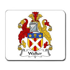 buy walker family crest coat of arms mouse pad in cheap price on m
