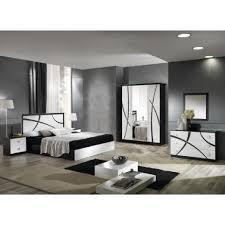 cdiscount armoire de chambre chambre compla te armoire portes lit 160x200 achat pour