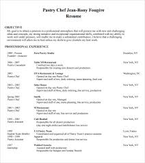 resume exle 43 pastry chef resume sles executive pastry