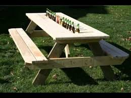 Folding Wooden Picnic Table Plans by Round Picnic Table Small Picnic Table Folding Picnic Table Plans