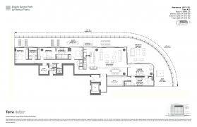 Parc Imperial Floor Plan Eighty Seven Park 87 Park Miami Beach Florida Usa