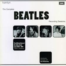 Blue Vase Story The Complete Beatles Recording Sessions The Official Story Of The