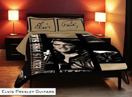 Home Bedding Sets Legends Home Bedding Presents The Elvis Presley Home Bedding