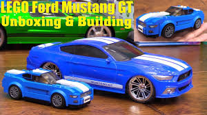 toddler mustang car lego building cars for lego speed chions ford