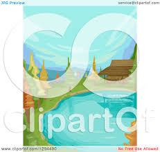 porch clipart clipart of a cabin at the edge of a lake or pond with autumn trees