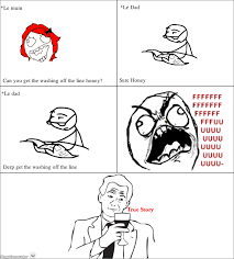 Meme Rage Maker - ragegenerator rage comic parent logic true that humor