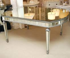 Mirrored Dining Room Furniture Dining Table Mirrored Dining Room Table Bassett Mirror