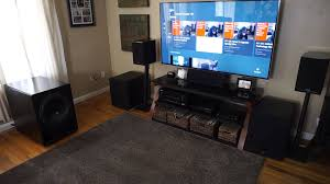 flat subwoofer home theater budget considerations 1 big vs 2 small subwoofers svs pb 1000