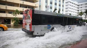 Weather Map Miami by South Florida Increasingly Vulnerable To Storm Surge Flooding