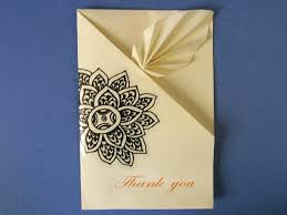 How To Make Origami Greeting Cards - gardening made easy cards ideas for origami greeting cards