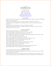 Oracle Dba Sample Resume For 2 Years Experience by 100 Resume Format For Experienced System Administrator