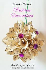 91 best christmas book decor and crafts images on pinterest