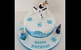 elsa olaf 20 frozen cakes baked telegraph