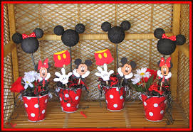 mickey mouse decorations mickey mouse party decorations diverting photo minnie and photos
