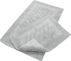 Silver Bathroom Rugs Silver Bath Rugs Sparkly Cotton Bath Mat Set Silver Grey Silver