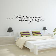 alluring wall decals for bedroom and best 20 wall decals for