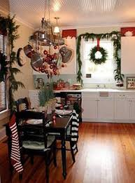 Kitchen Window Christmas Decorations by 5 Ways To Get This Look Festive Family Room Barn Living