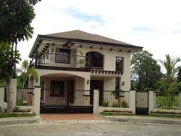 stylish ideas 10 2 story house pictures philippine style design