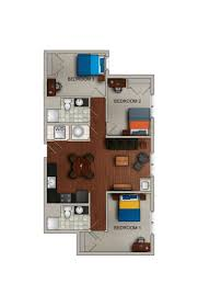 9 best floor plans images on pinterest 3 bedroom 2 bath apartment wvu studenthousing uplace floor plans apartmentshousing