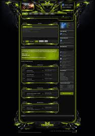 templates for xenforo xenforo theme enforcer green by nulumia by nulumia on deviantart