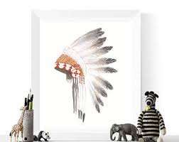 native american drawing warbonnet indian headdress