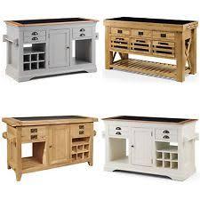 oak kitchen islands oak kitchen islands kitchen carts ebay