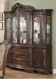 amazon com china cabinet large solid filled oak wood hutch