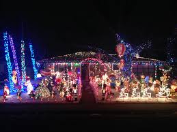 Candy Cane Lights Love Bright Lights Check Out These 10 Displays Close To Downtown