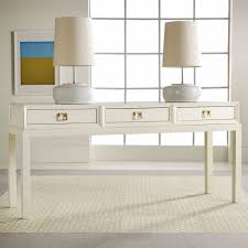 elegant interior and furniture layouts pictures white console