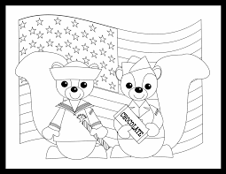veterans day s coloring page free download