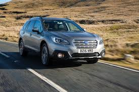 subaru outback review 2017 autocar