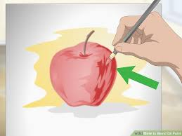 3 ways to blend oil paint wikihow