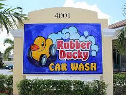rubber ducky car wash boca raton west palm royal palm beach