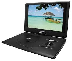 format flashdisk untuk dvd player amazon com sylvania 13 3 inch swivel screen portable dvd player