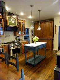 kitchen room rolling island with stools kitchen work bench metal
