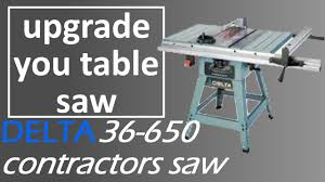 replacement table saw fence delta 36 650 replacement fence sherwood upgrade fence installation