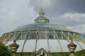 file winter garden royal castle of laeken brussels belgium